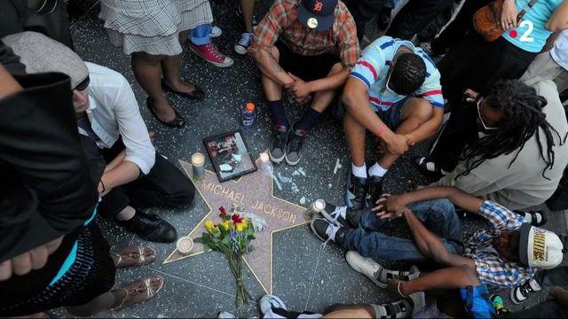 Dans le rétro : il y a onze ans mourrait Michael Jackson