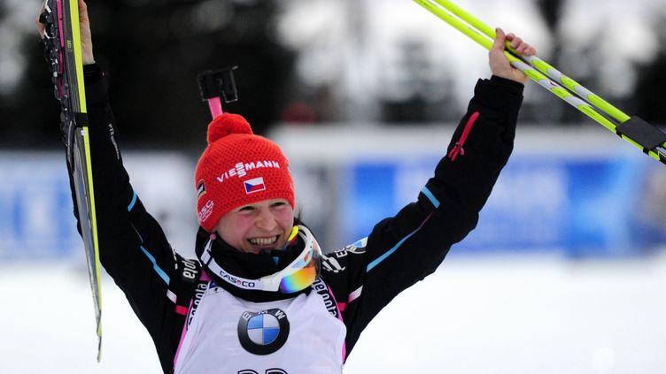 Veronika Vitkova (ROBERT MICHAEL / AFP)