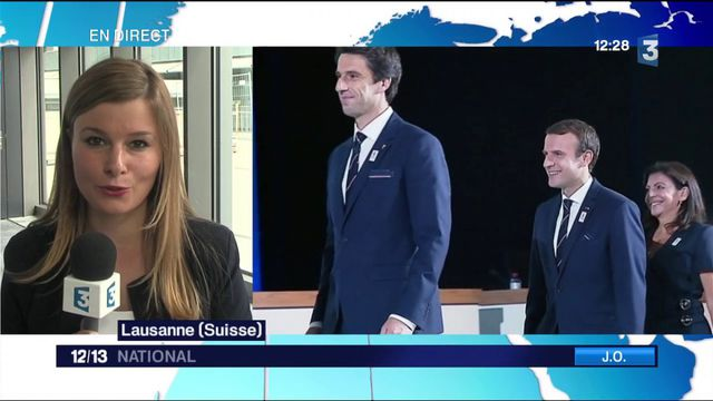 Jeux Olympiques: Fin de la campagne de Paris