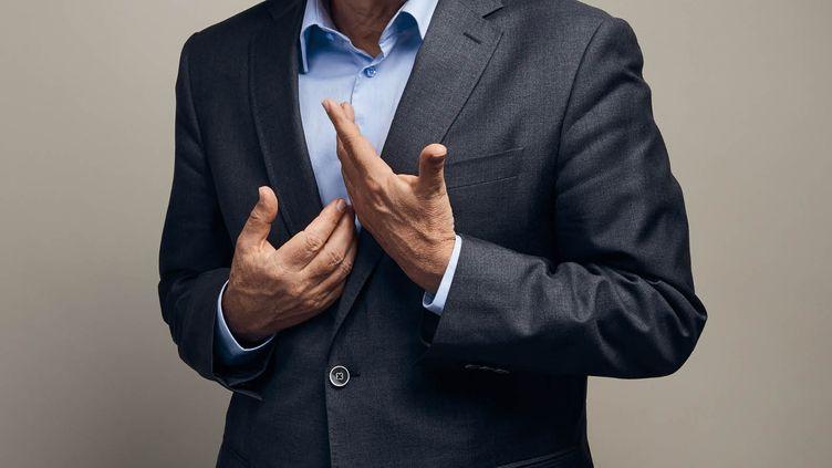 """Patrick Montel a sorti son premier livre, """"Concentré d'émotions""""."""