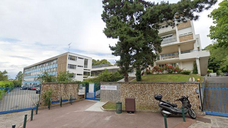 """Les locaux du futur """"musée-mémorial"""" du terrorisme, en juin 2019, à Suresnes (Hauts-de-Seine). (GOOGLE STREET VIEW)"""