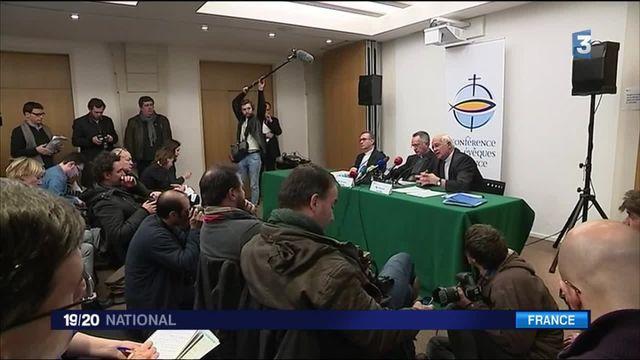 Scandale de pédophile : l'Eglise de France lance une opération transparence