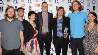 Le groupe canadien indépendant Arcade Fire  (Brian Rasic / Rex Featu/REX/SIPA )
