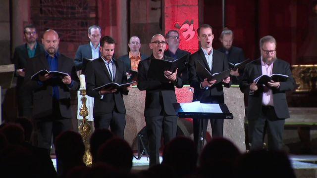 Festival de la Chaise-Dieu: Voix d'hommes