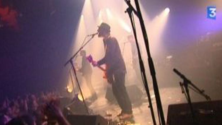 Kaolin en concert au festival Artefacts  (Culturebox)