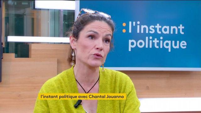 """VIDEO. """"C'est le salaire fixé par les autorités"""" : Chantal Jouanno répond à la polémique sur sa rémunération de présidente de la Commission nationale sur le débat public"""