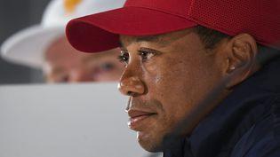 Tiger Woods a été transféré dans un prestigieux établissement médical de Los Angeles pour la suite de ses soins après son accident mardi 26 février. (WILLIAM WEST / AFP)