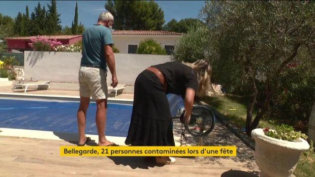 Gard : 21 personnes contaminées lors d'une fête