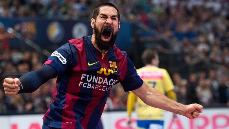 Nikola Karabatic n'est plus un joueur du FC Barcelone (MARIUS BECKER / DPA)