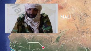Mali : le chef djihadiste Ba Ag Moussa éliminé par la France (France 3)