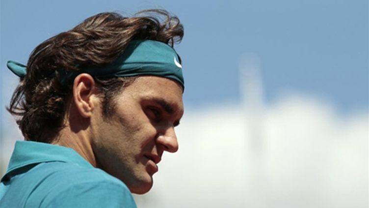 Roger Federer (JACQUES DEMARTHON / AFP)