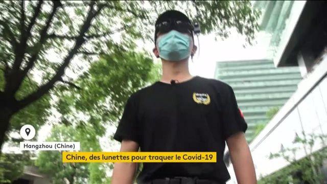 Chine : des lunettes pour traquer le coronavirus