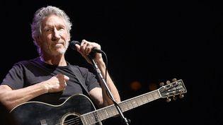 Roger Waters sur scène en octobre 2016.  (C Flanigan / FilmMagic/Getty Images)