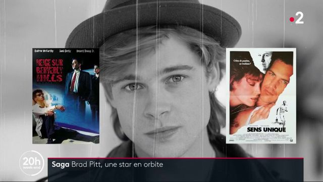 Brad Pitt :  star d'Hollywood et homme libre