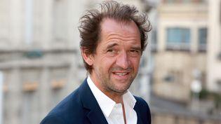 Stéphane de Groodt, humoriste, au Festival du film francophone d'Angoulème, le 22 août 2014. (AFP)