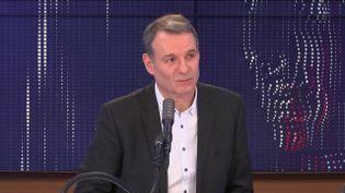 Bruno Cautrès, chercheur CNRS au Cevipof, le Centre de recherches politiques de Sciences Po, était l'invité de franceinfo, vendredi 1er janvier 2021. (FRANCEINFO / RADIOFRANCE)