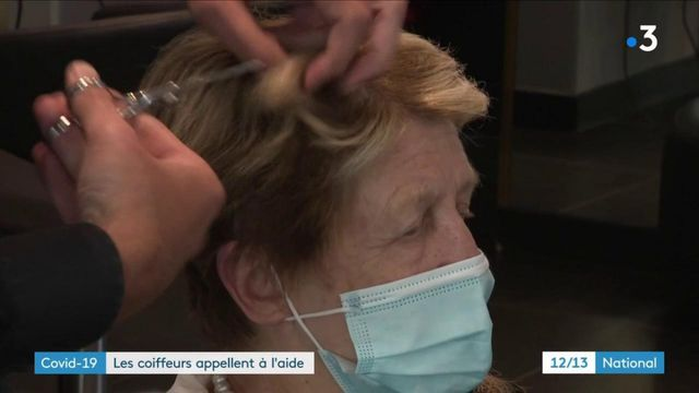 Coronavirus : les salons de coiffure en grande difficulté