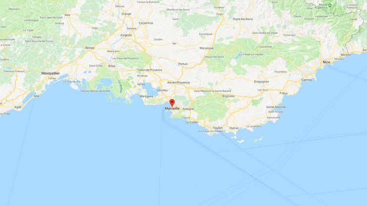 Marseille, dans le Var. (GOOGLE MAPS)