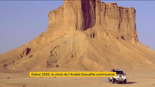 Dakar : le départ a été donné en Arabie saoudite, malgré la polémique