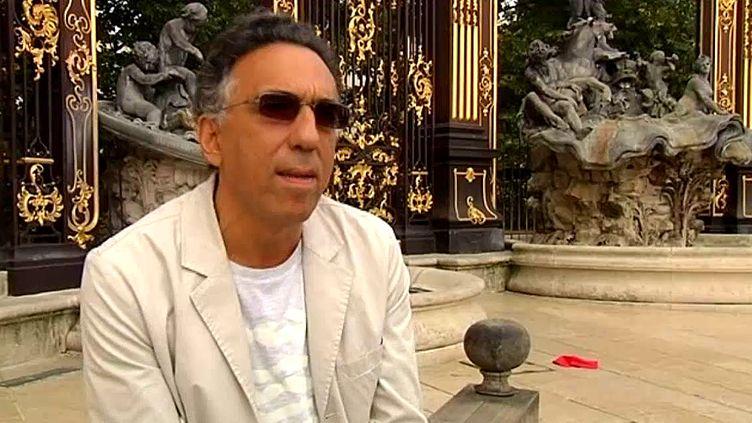 Charif Majdalani  (France Ô / culturebox)