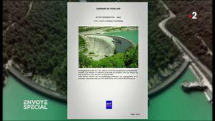 Vouglans, un barrage sous pressions (ENVOYÉ SPÉCIAL  / FRANCE 2)