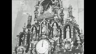 L'horloge astronomique de la cathédrale de Besançon (INA)