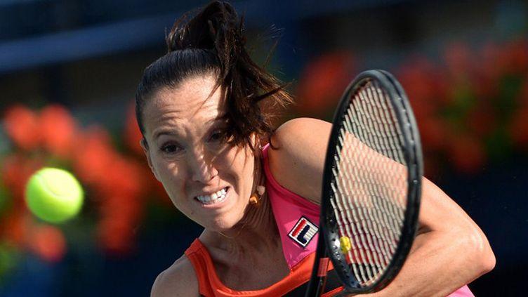 L'ancienne N.1 mondiale Jelena Jankovic