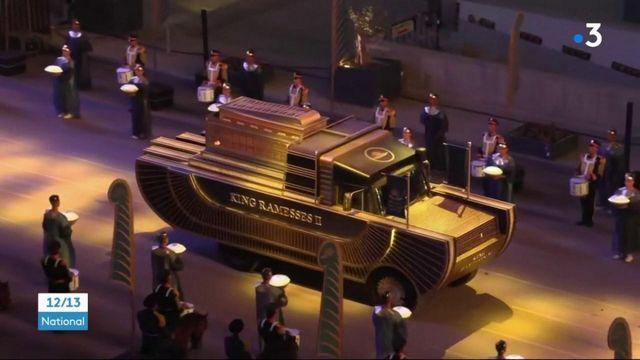 Égypte : 22 momies royales ont défilé dans les rues du Caire