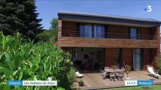 Un habitat du futur en région parisienne (France 3)
