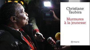 Christiane Taubira, janvier 2016  (KENA BETANCUR / AFP)
