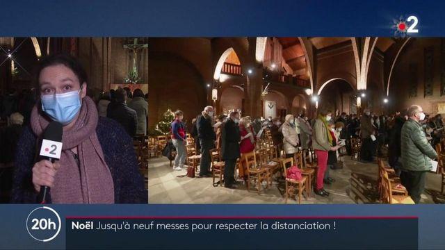 Noël : messes particulières au Vatican et en France