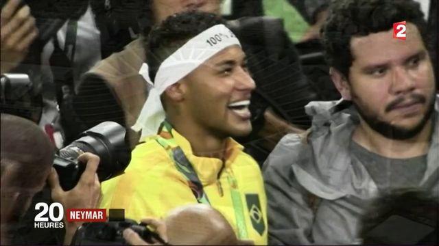 Neymar : une vitrine pour le Qatar