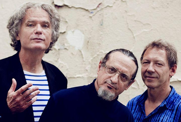 Emmanuel Bex, Glenn Ferris, Simon Goubert  (Julien Mignot)