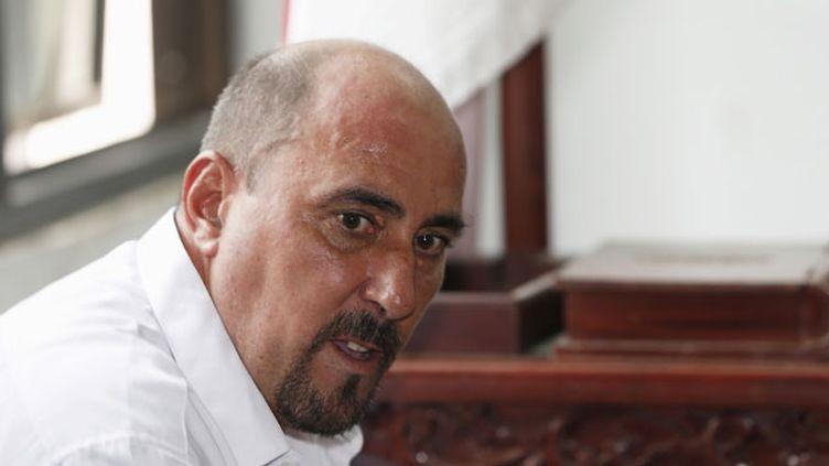 (Serge Atlaoui est en prison en Indonésie depuis 10 ans © Reuters-Beawiharta Beawiharta)