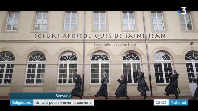 Religieuses : un clip pour sauver leur couvent