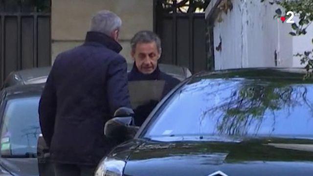 Nicolas Sarkozy : sa riposte après la mise en examen