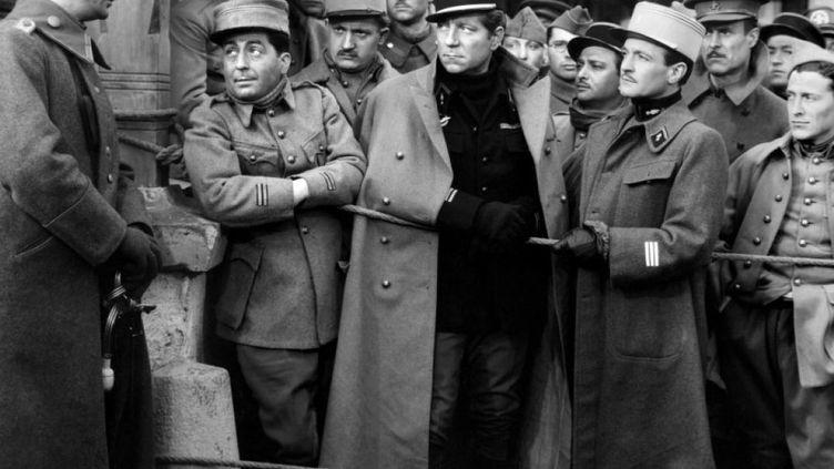 "Image de ""La grande Illusion"" film de Jean Renoir 1937 avec Jean Gabin  (Jean Renoir)"