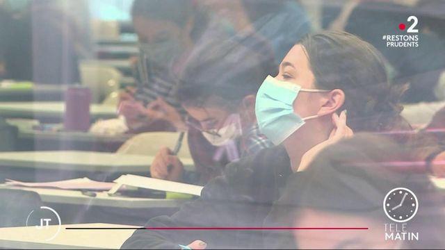 Coronavirus: un examen organisé en présentiel à Dijon crée la polémique