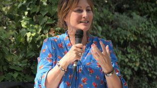 Ségolène Royal, le 20 juillet 2019 lors de la Journée du livre de Sablet (Vaucluse). (MAXPPP)