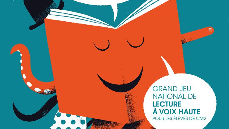 Grand jeu nationnal de la lecture à voix haute (Les petits champions de la lecture / Thomas Bass)