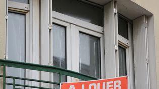 Un appartement à louer. (MAXPPP)