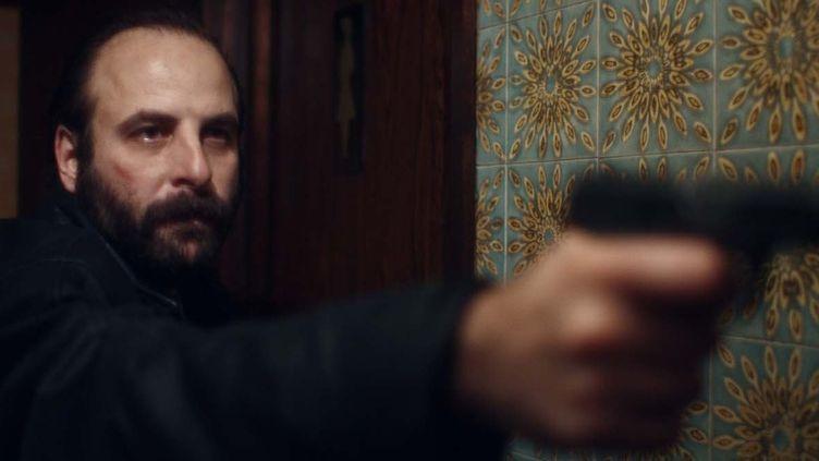 """Vincent Macaigne dans """"Médecin de nuit"""" deElie Wajeman (2020). (PARTIZAN FILMS)"""