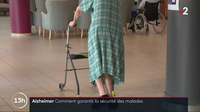 Alzheimer : comment garantir la sécurité des malades ?
