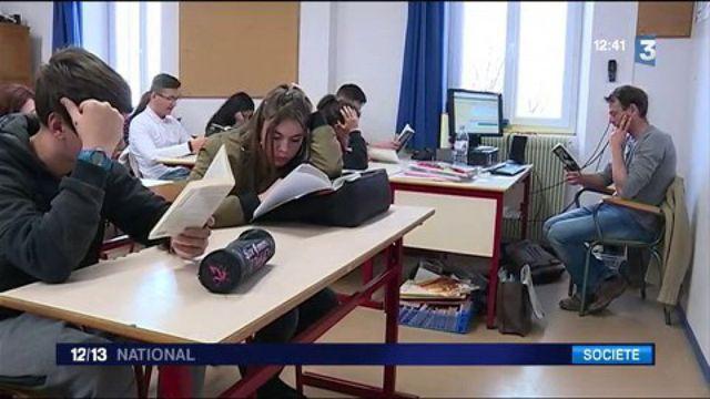 Éducation : un quart d'heure de lecture quotidienne au collège de Banon