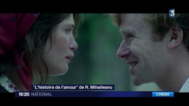 """Cinéma : """"l'histoire de l'amour"""" sort dans les salles obscures mercredi 9 novembre"""