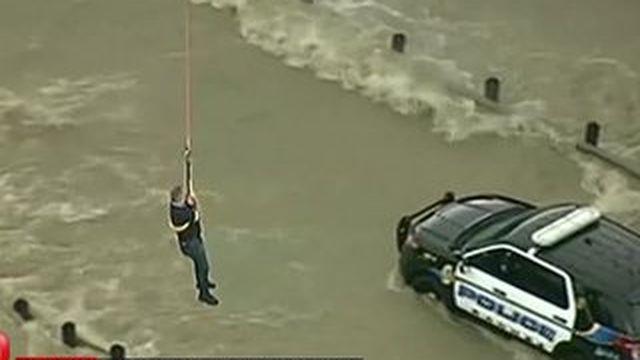 Inondations : l'état de catastrophe naturelle décrété au Texas