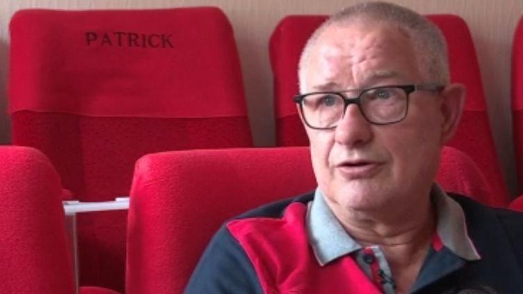 Philippe Fischer, un grand fan du Bayern Munich (FRANCE 3)