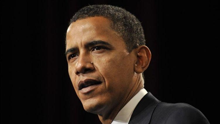 Barack Obama (© AFP - Emmanuel Dunand)