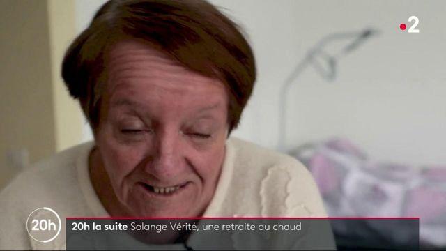 Solange Vérité : cette retraitée qui dormait dans sa voiture a trouvé un logement