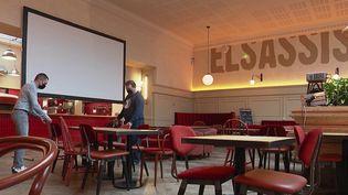 Fin des restrictions : les restaurants refont le plein (Capture d'écran France 2)